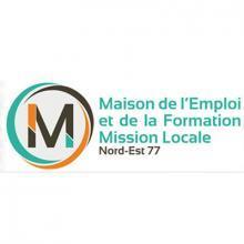 Logo maison de l'emploi et de la formation Meaux